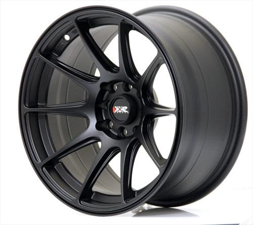 Matt Black Xxr 527 S In 16 Quot Xxr Wheels Ireland