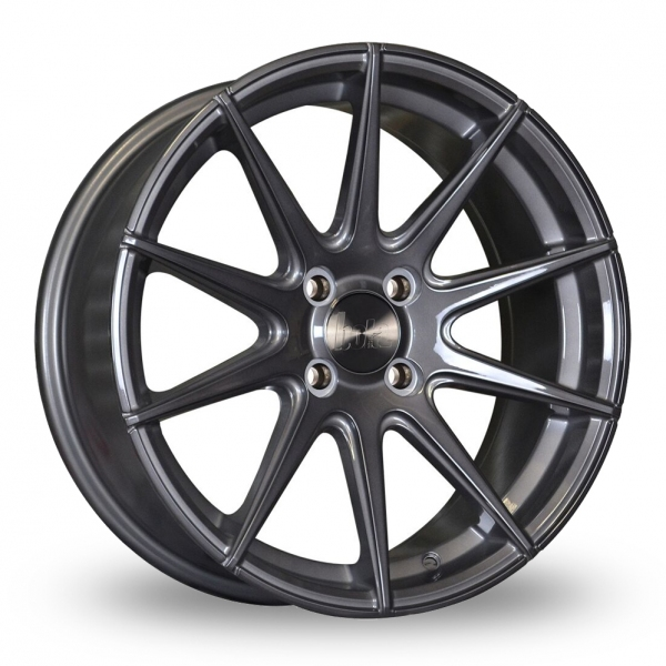 "17"" Bola CSR Titanium | Any Car | All fitments ..."
