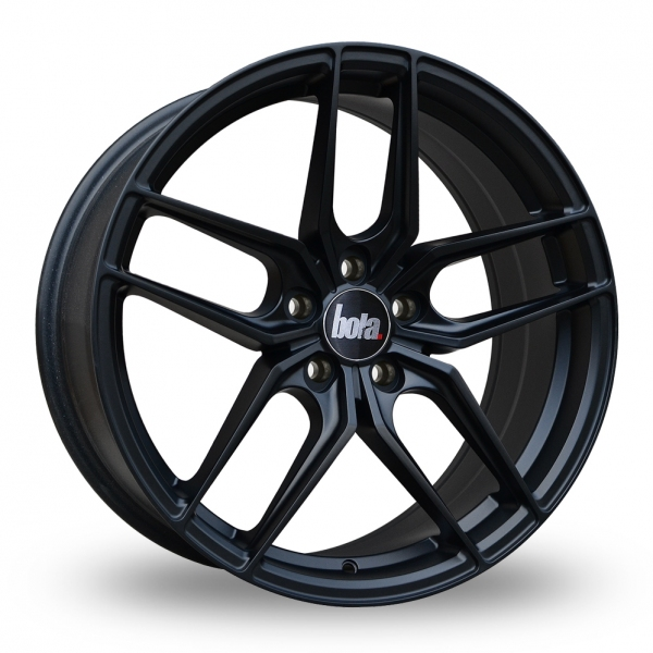 "19"" Bola B11 Matt Black 
