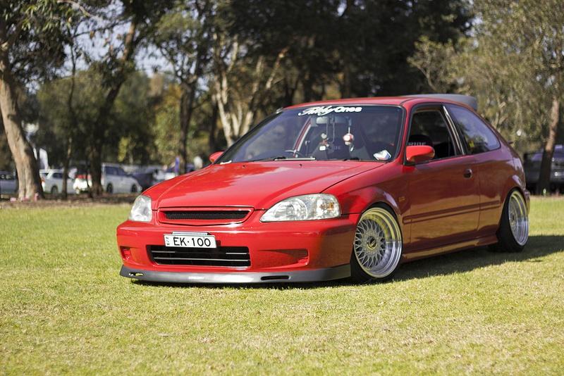 Bys Style Lip Civic Ek 99 00 Autostyling Com