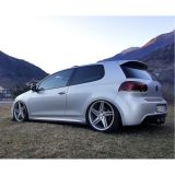 "19"" x 8.5J All round on VW Golf"