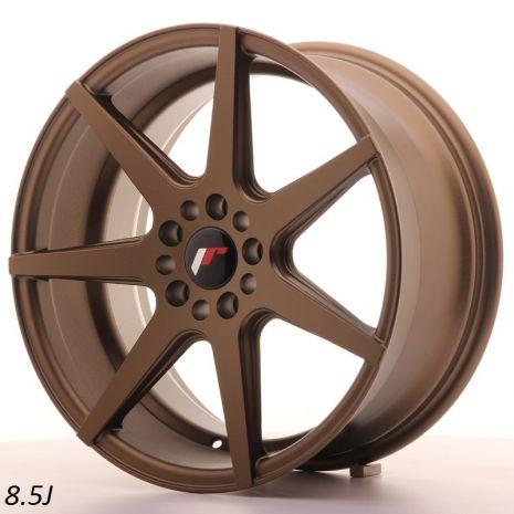 "JR Wheels JR20 20"" 8.5J Bronze"