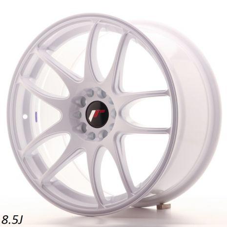 """JR Wheels JR29 18"""" 8.5J White"""