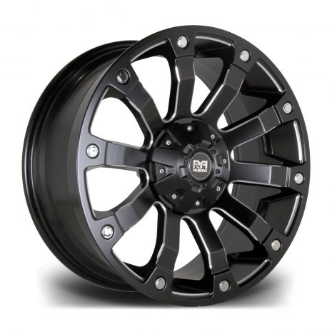 "18"" Riviera RX500 Commercial in Black Polished"